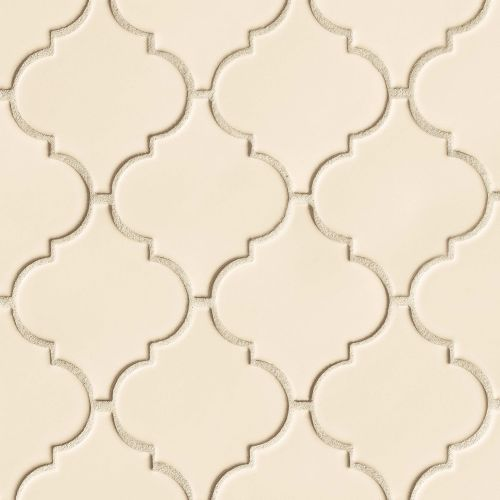 Costa Allegra Floor & Wall Mosaic in Alabaster