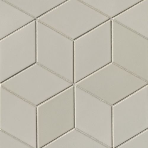 "Costa Allegra 4.5"" x 8"" Floor & Wall Tile in Cinder"