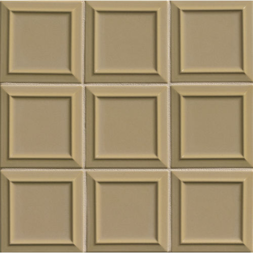 "Costa Allegra 6"" x 6"" x 5/16"" Decorative Tile in Driftwood"