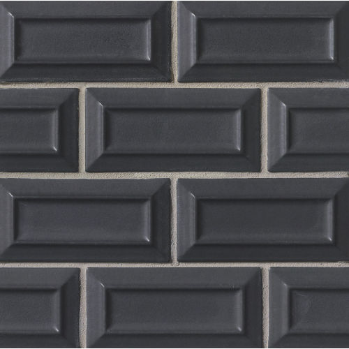 "Costa Allegra 3"" x 6"" Decorative Tile in Riverway"