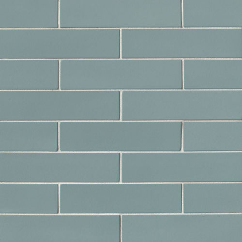 "Costa Allegra 3"" x 12"" x 3/8"" Floor and Wall Tile in Tide"