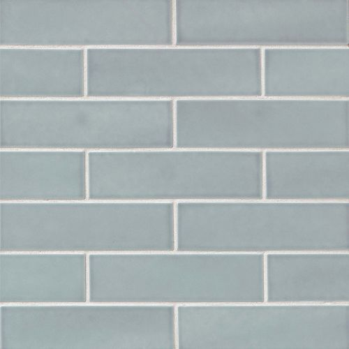 "Provincetown 2.5"" x 9"" Floor & Wall Tile in Surfside Blue"