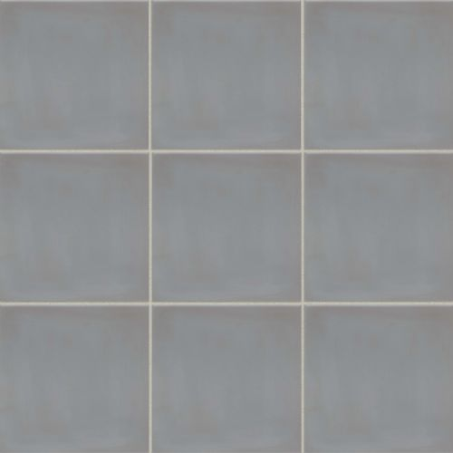 "Remy 8"" x 8"" Floor & Wall Tile in Fog"