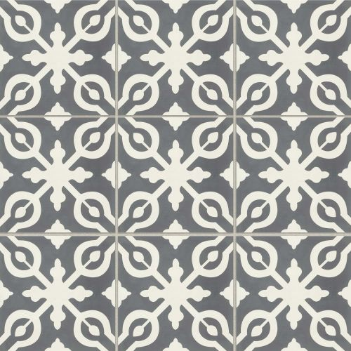 "Remy 8"" x 8"" Floor & Wall Tile in Soffia"
