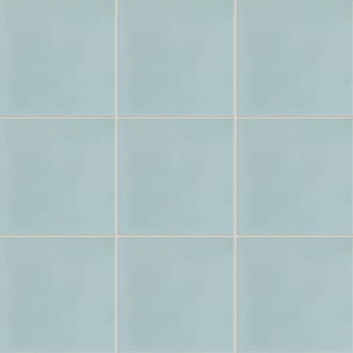 "Remy 8"" x 8"" Floor & Wall Tile in Wedgewood Blue"