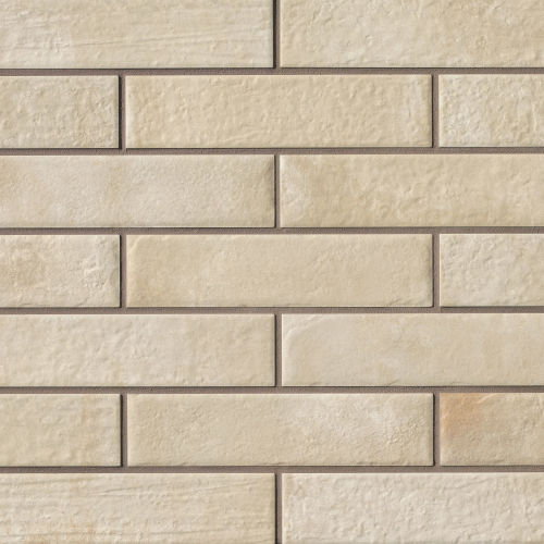 "Urbanity 2.5"" x 10"" Floor & Wall Tile in Sand"