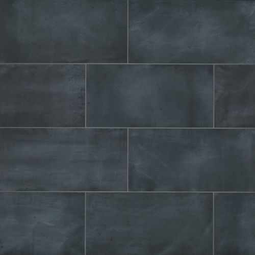 "Chateau 12"" x 24"" Floor & Wall Tile in Ocean"