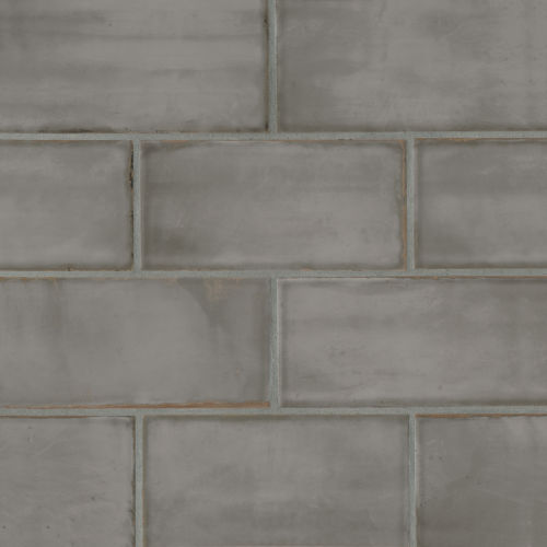 "Chateau 4"" x 8"" x 1/4"" Floor and Wall Tile in Smoke"