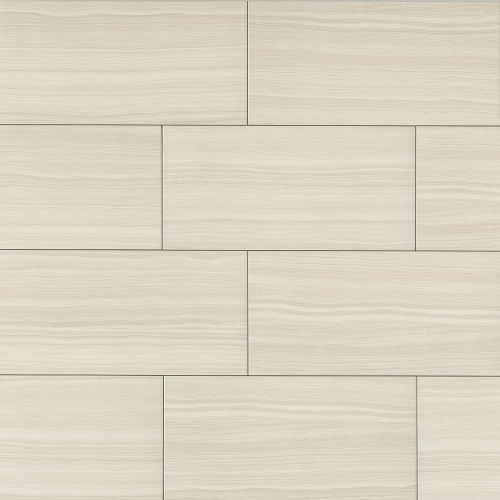 "Matrix 12"" x 24"" Floor & Wall Tile in Bright"