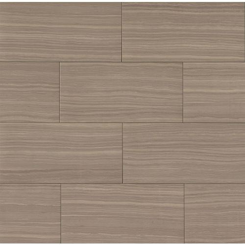 "Matrix 18"" x 36"" Floor & Wall Tile in Taupe Blend"