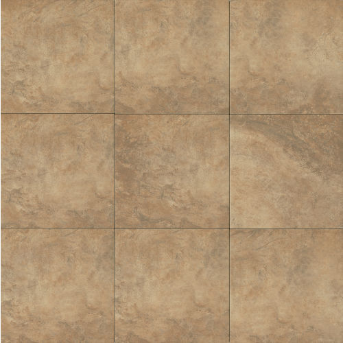 "Stonefire 12"" x 12"" Floor & Wall Tile in Noce"