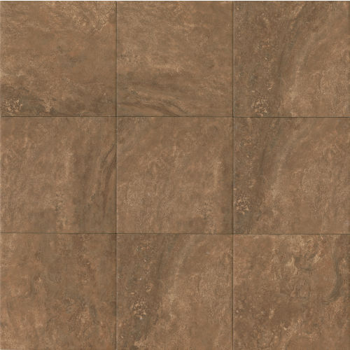 "Stonefire 12"" x 12"" Floor & Wall Tile in Rust"