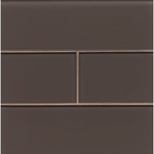 "Hamptons 4"" x 12"" Wall Tile in Cliff"