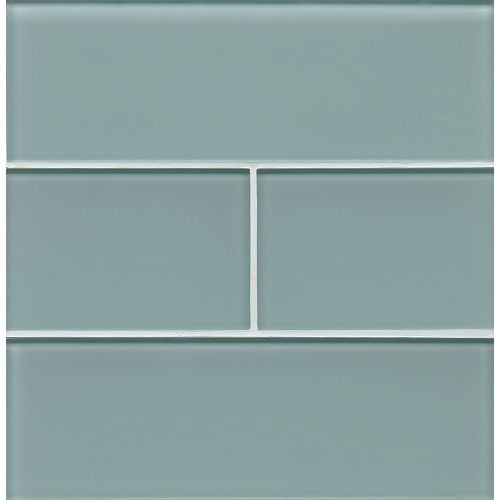 "Hamptons 4"" x 12"" Wall Tile in Sail"