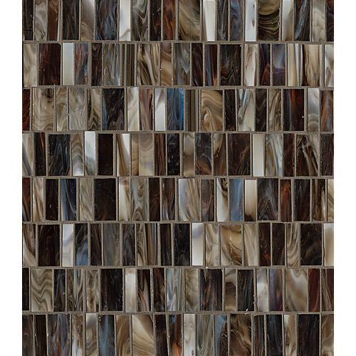 Retrospect Wall Mosaic in Empire Blend