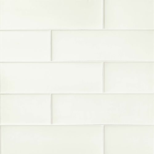 "Verve 6"" x 20"" Wall Tile in Cloud Nine"