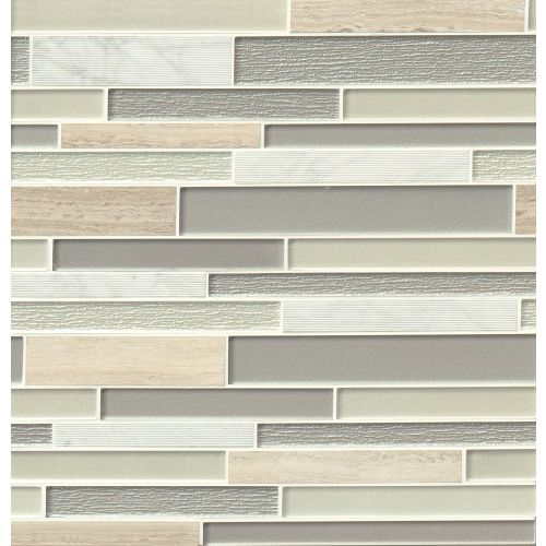 Verve Wall Mosaic in Impulse