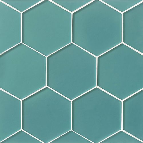 "Verve 4-7/8"" x 5-5/8"" Wall Mosaic in Northern Lights"