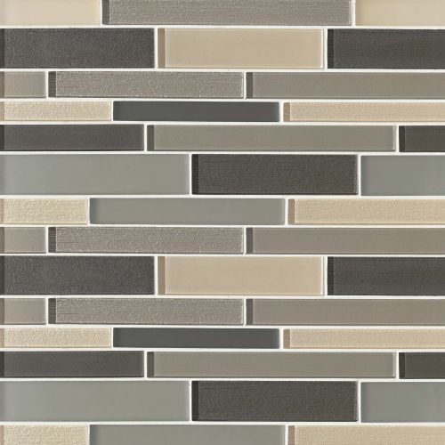 Verve Wall Mosaic in Starboard