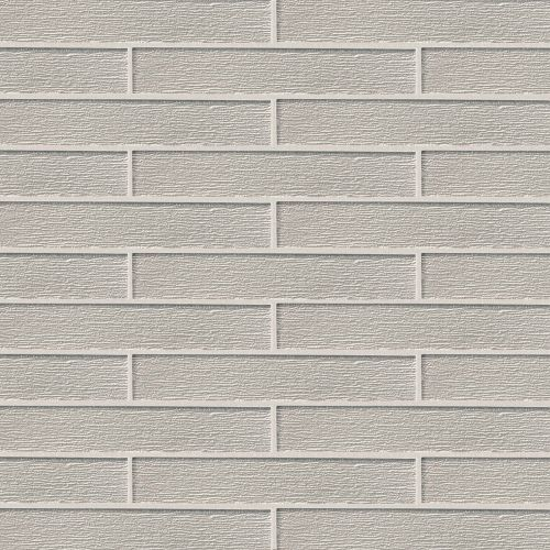 "Verve 2"" x 11.75"" Wall Tile in Tinsel Grey"