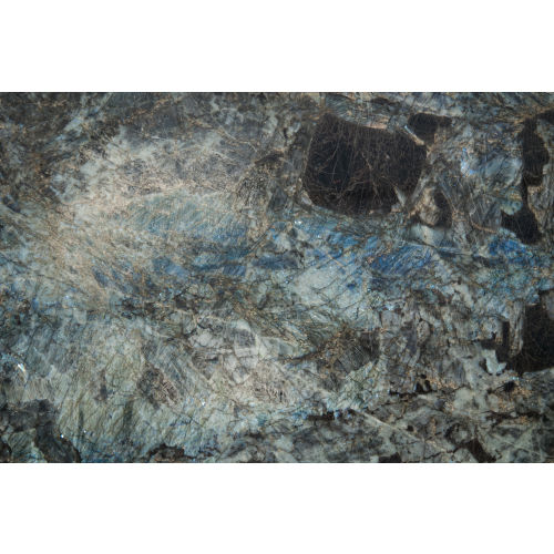 Lemourian Blue Granite in 2 cm