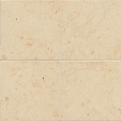 "Jura Beige 6"" x 6"" Floor & Wall Tile"