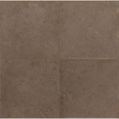 "Vogue Brown Brushed 24"" x 24"" Floor & Wall Tile"