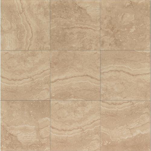 "Shady Canyon 13"" x 13"" x 1/4"" Floor and Wall Tile in Camel"