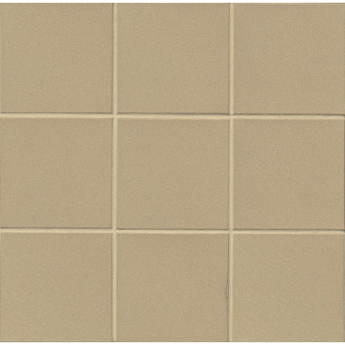 "Metropolitan 6"" x 6"" x 1/2"" Floor and Wall Tile in Buckskin"