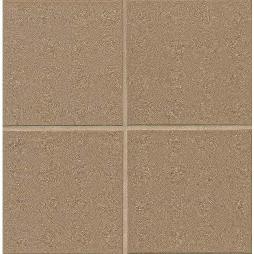 "Metropolitan 8"" x 8"" x 1/2"" Floor and Wall Tile in Boulevard"