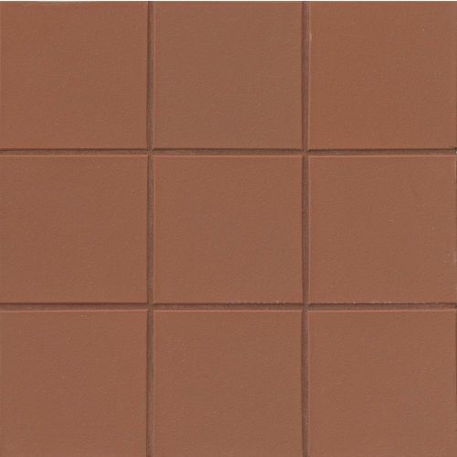 "Metropolitan 6"" x 6"" Floor & Wall Tile in Mayflower Red"