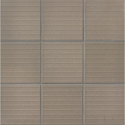 "Metropolitan 6"" x 6"" Floor & Wall Tile in Puritan Gray"