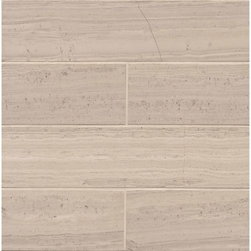 "Ashen Grey 3"" x 12"" Floor & Wall Tile"