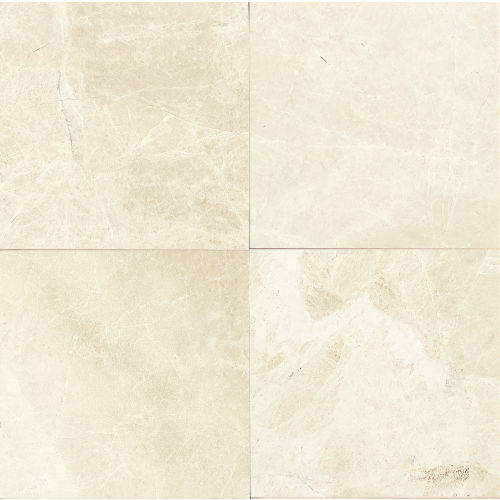 "Caspian Bisque 24"" x 24"" x 1/2"" Floor and Wall Tile"
