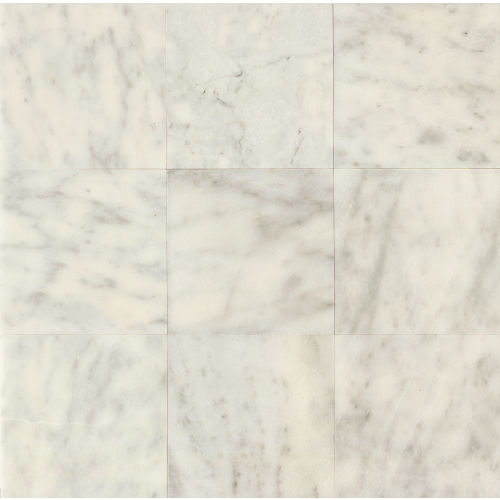 "Lydia White 18"" x 18"" Wall Tile"