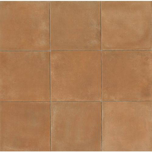 "Cotto Nature 14"" x 14"" Floor & Wall Tile in Siena"