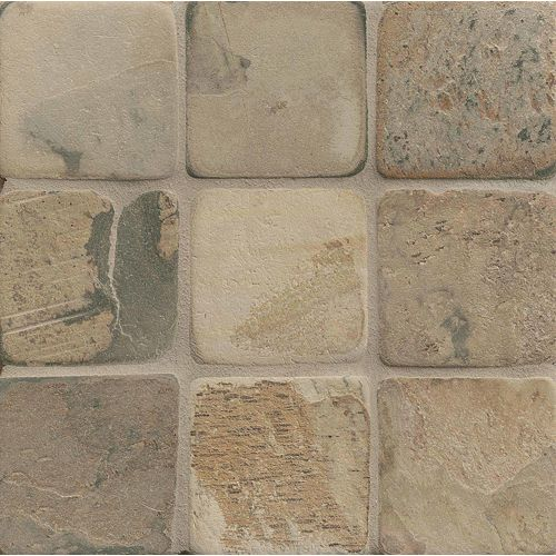 "Autumn Mist 4"" x 4"" Floor & Wall Tile"