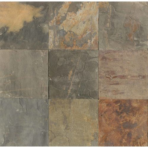 "Butterscotch 16"" x 16"" Floor & Wall Tile"