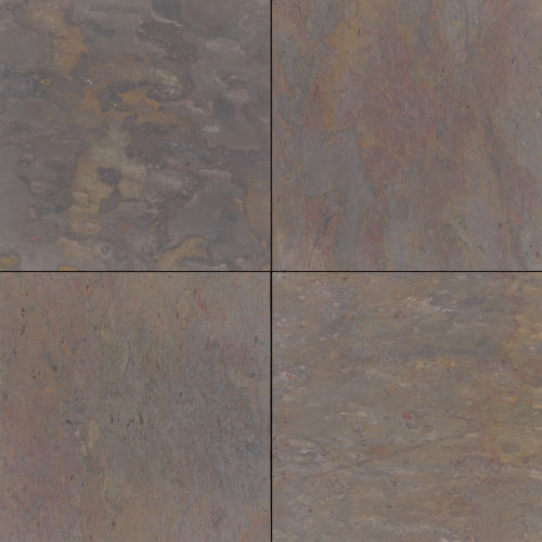 "Rajah Multicolor 24"" x 24"" Floor & Wall Tile"