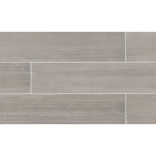 "City 2.0 12"" x 48"" Floor & Wall Tile in Olive Cast"
