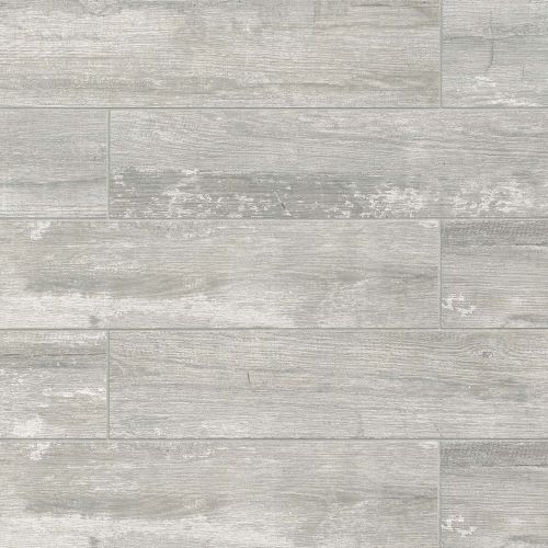 "Crate 6"" x 24"" Floor & Wall Tile in Weathered Board"