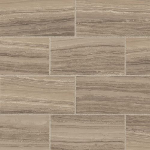 "Highland 12"" x 24"" Floor & Wall Tile in Beige"