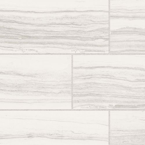 Highland 18 x 36 Floor & Wall Tile in White