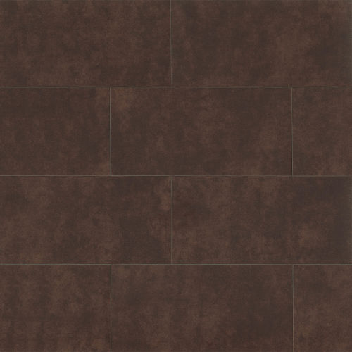 "Parkland 12"" x 24"" x 3/8"" Floor and Wall Tile in Redwood"