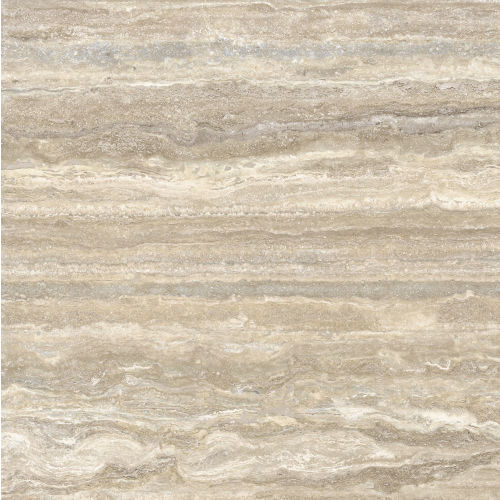 "Plane 60"" x 60"" x 1/4"" Floor and Wall Tile in Travertino Vena"