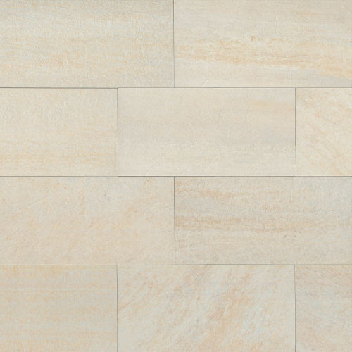 "Quartzite 12"" x 24"" Floor & Wall Tile in Moon"