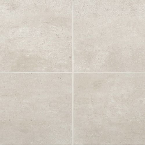 "Simply Modern 12"" x 12"" Floor & Wall Tile in Tan"