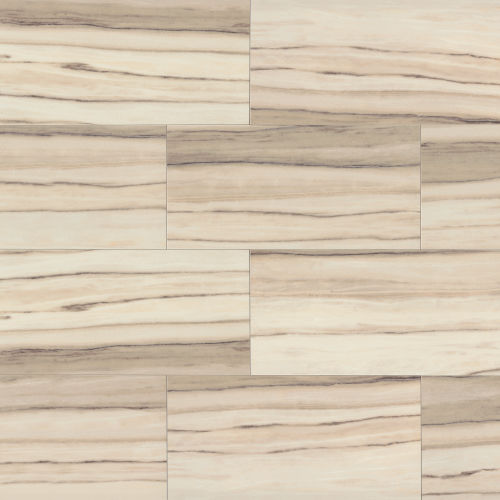 "Zebrino 12"" x 48"" Floor & Wall Tile in Classico"