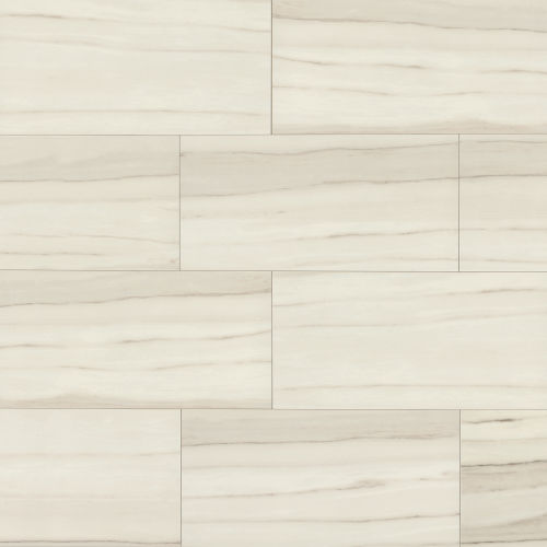 "Zebrino 12"" x 48"" Floor & Wall Tile in Michelangelo"
