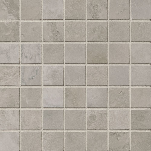 "Cemento 1-1/2"" x 1-1/2"" Floor & Wall Mosaic in Classico"